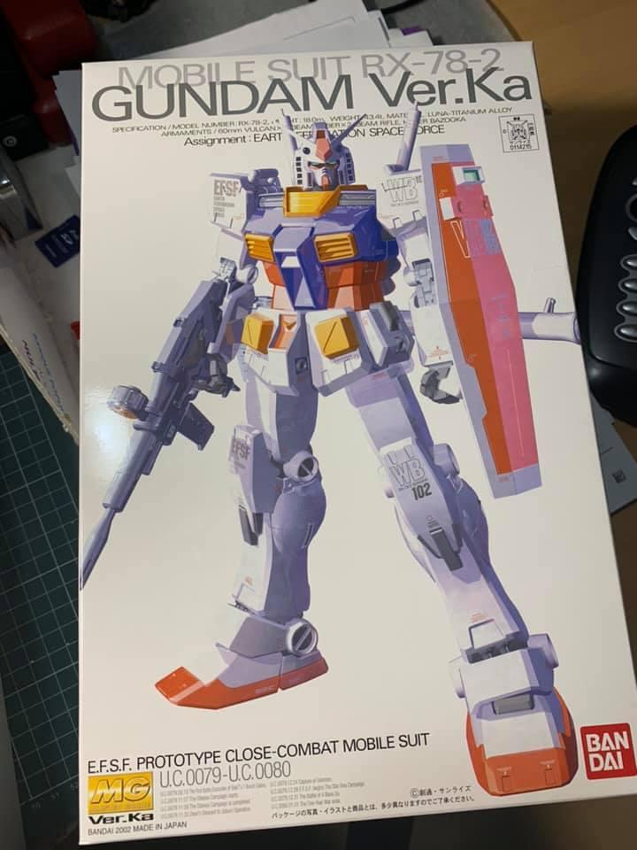 MG Gundam RX-78-2 Ver.Ka 52024210
