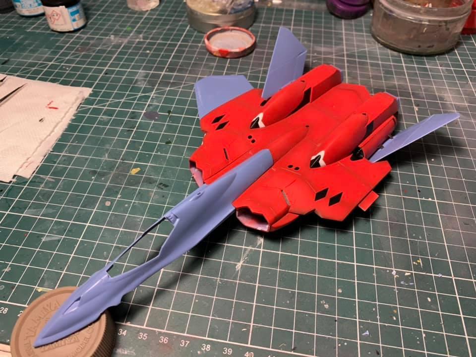 Macross 7 VF-22 version Millia 61499910
