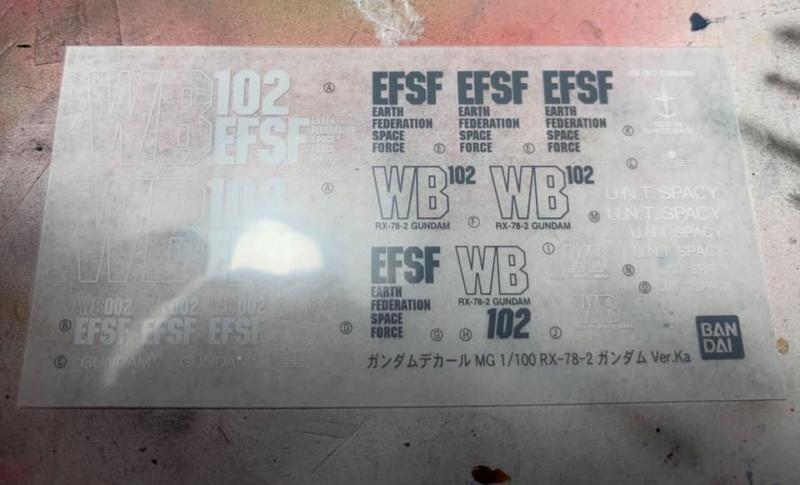 MG Gundam RX-78-2 Ver.Ka 64819310