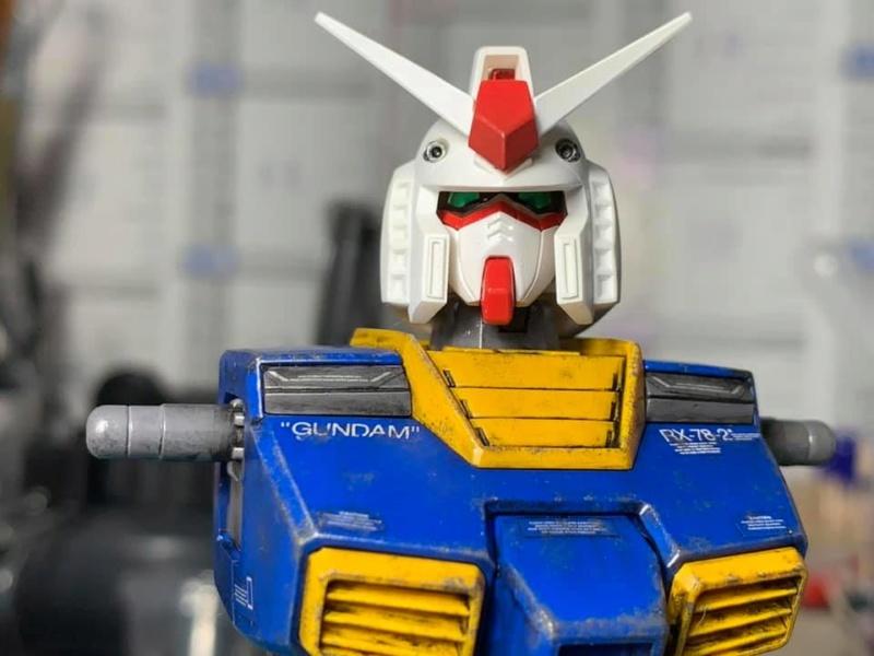 MG Gundam RX-78-2 Ver.Ka 65886310