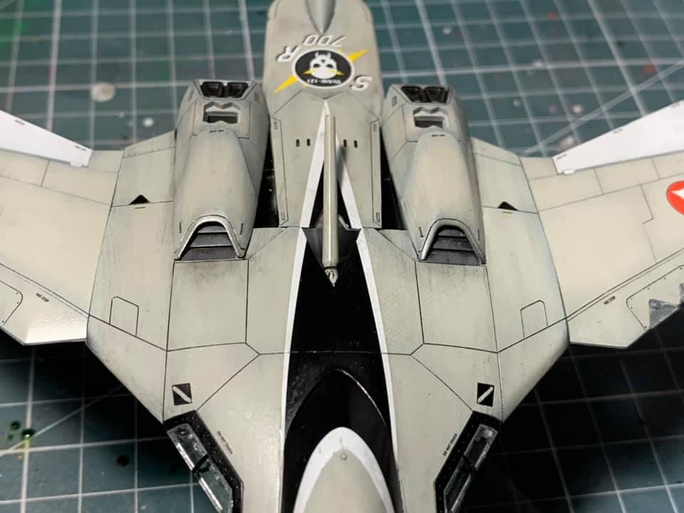 Macross 7 VE-11 Thunderseeker - Page 2 72993510
