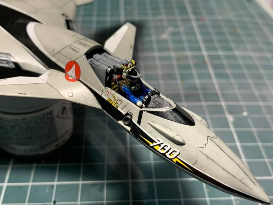 Macross 7 VE-11 Thunderseeker - Page 2 74205610