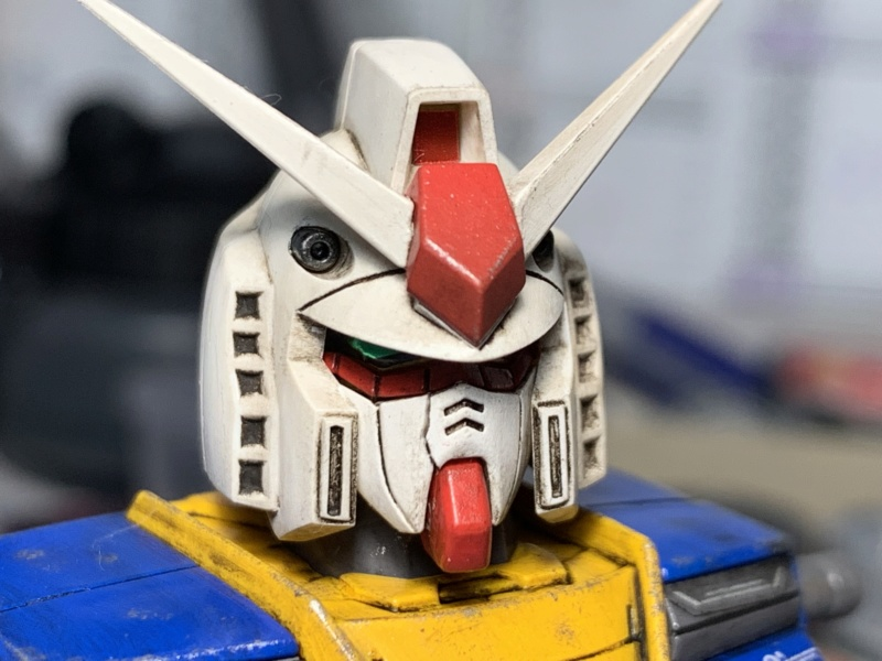 MG Gundam RX-78-2 Ver.Ka Img_3712