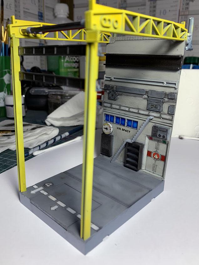 Diorama vintage Macross Factory 04 Img_7214