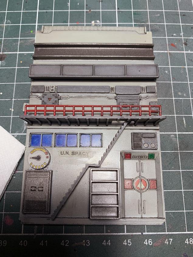 Diorama vintage Macross Factory 04 Img_7217