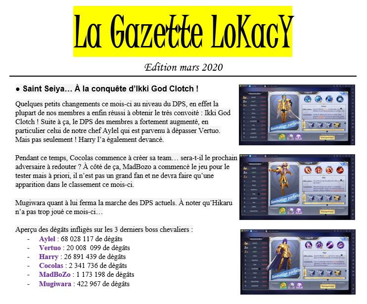 LoKacY/ ShuZaKu - Portail Page110