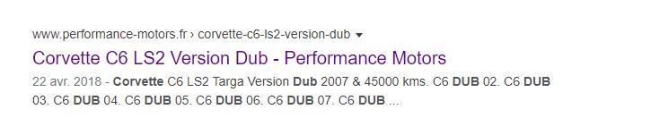 C6 DUB Edition Dub10
