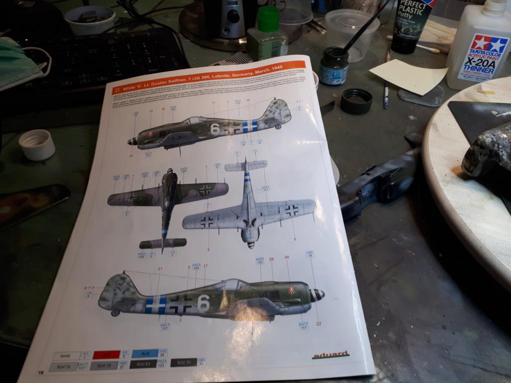 Fw190 A8 / Eduard 1/48 - Page 2 20180926