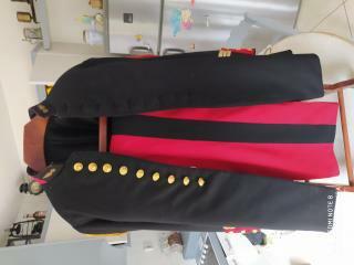 Uniforme à identifier: Grande tenue 1931 de capitaine d'Infanterie 15841914