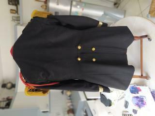 Uniforme à identifier: Grande tenue 1931 de capitaine d'Infanterie 15841917