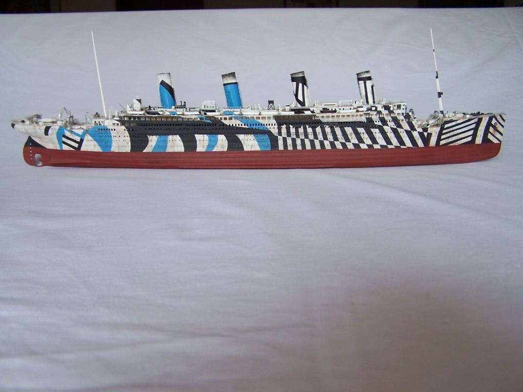 HMT Olympic dazzle. revell 1/570. - Page 7 100_5811