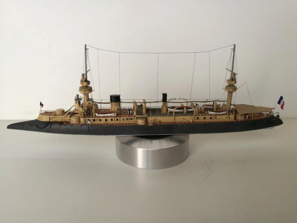 Croiseur cuirassé Dupuy de Lôme 1/600 par chris... 114