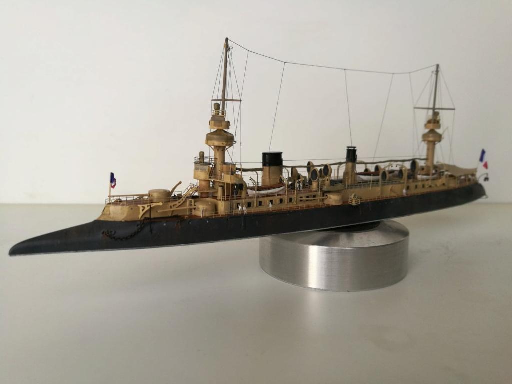 Croiseur cuirassé Dupuy de Lôme 1/600 par chris... 213