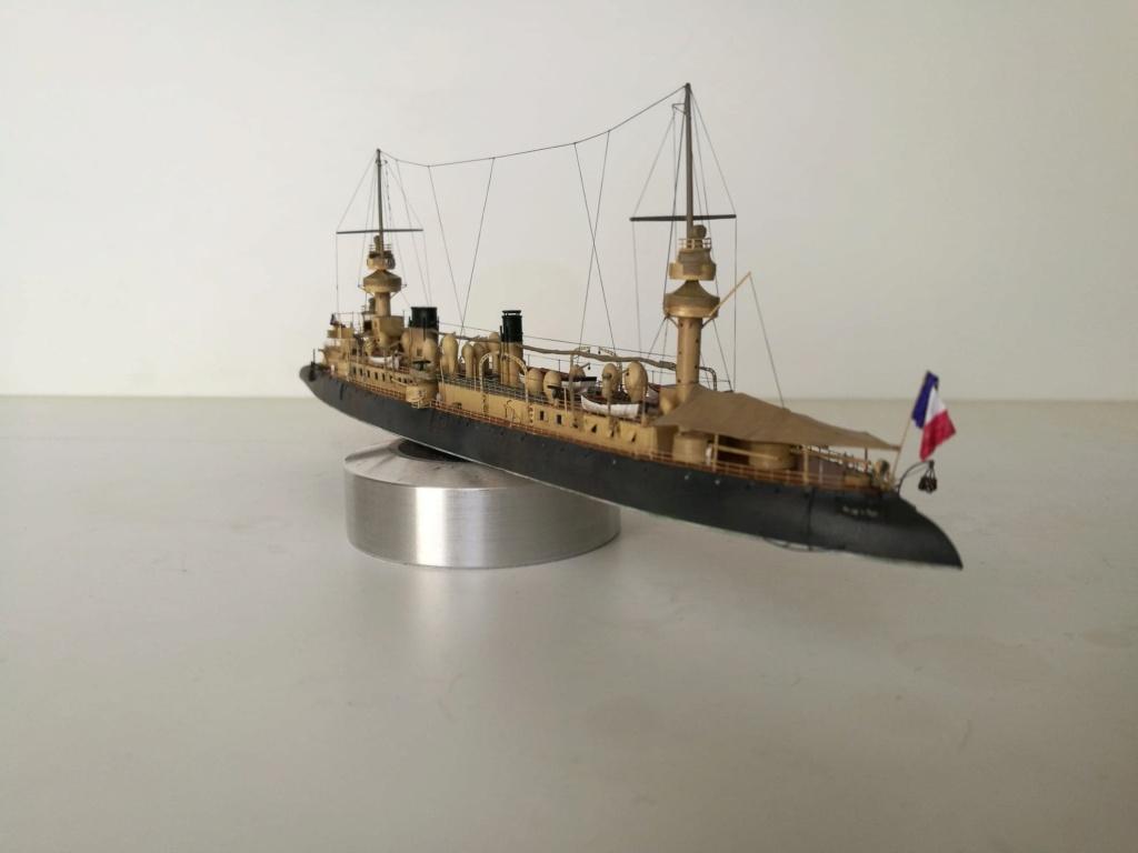 Croiseur cuirassé Dupuy de Lôme 1/600 par chris... 412