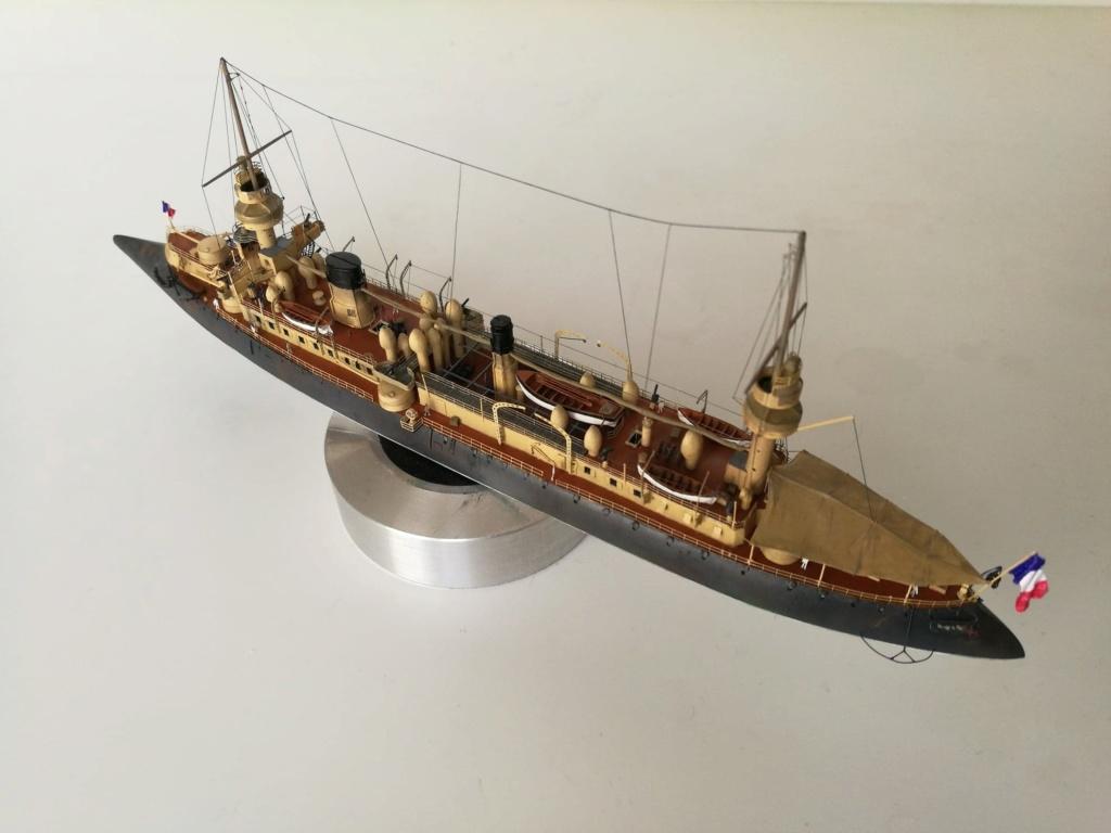 Croiseur cuirassé Dupuy de Lôme 1/600 par chris... 512