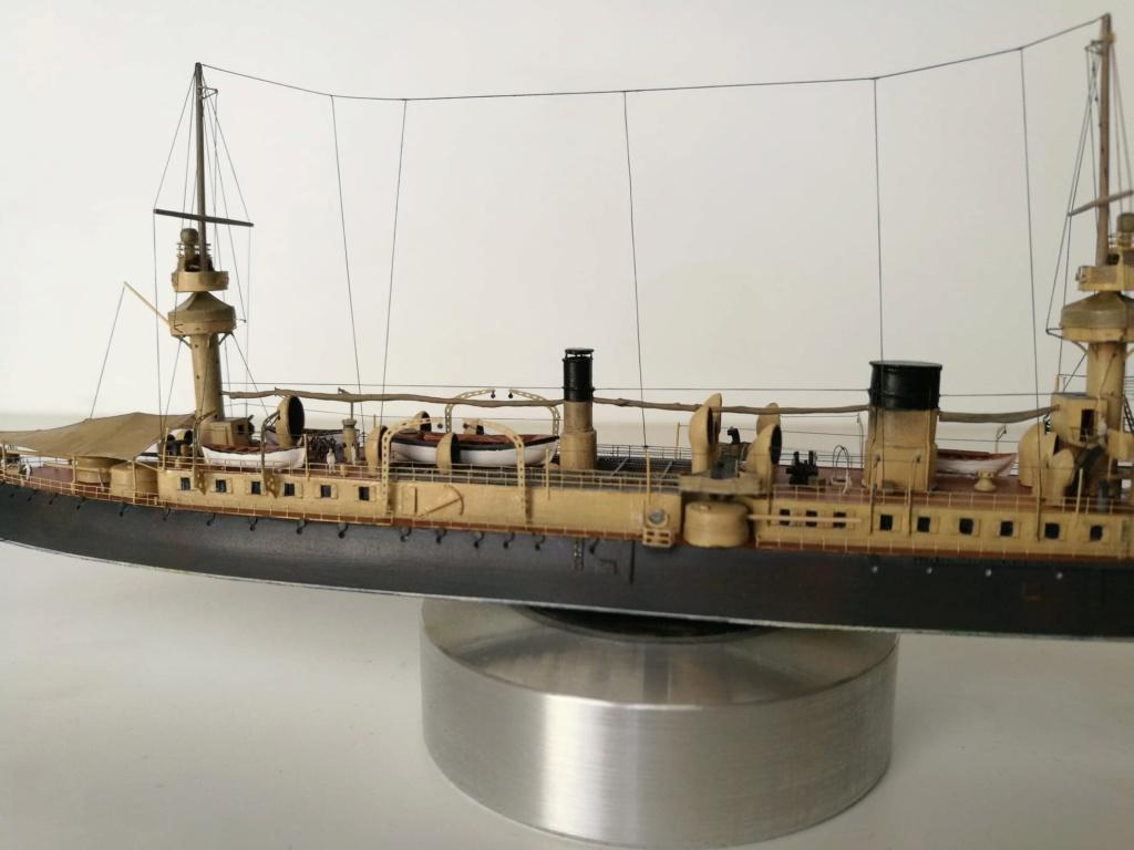 Croiseur cuirassé Dupuy de Lôme 1/600 par chris... 712