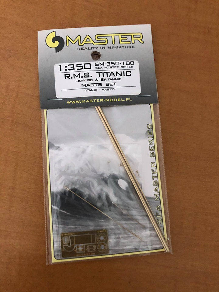 Titanic centenaire édition Minicraft model 72686310