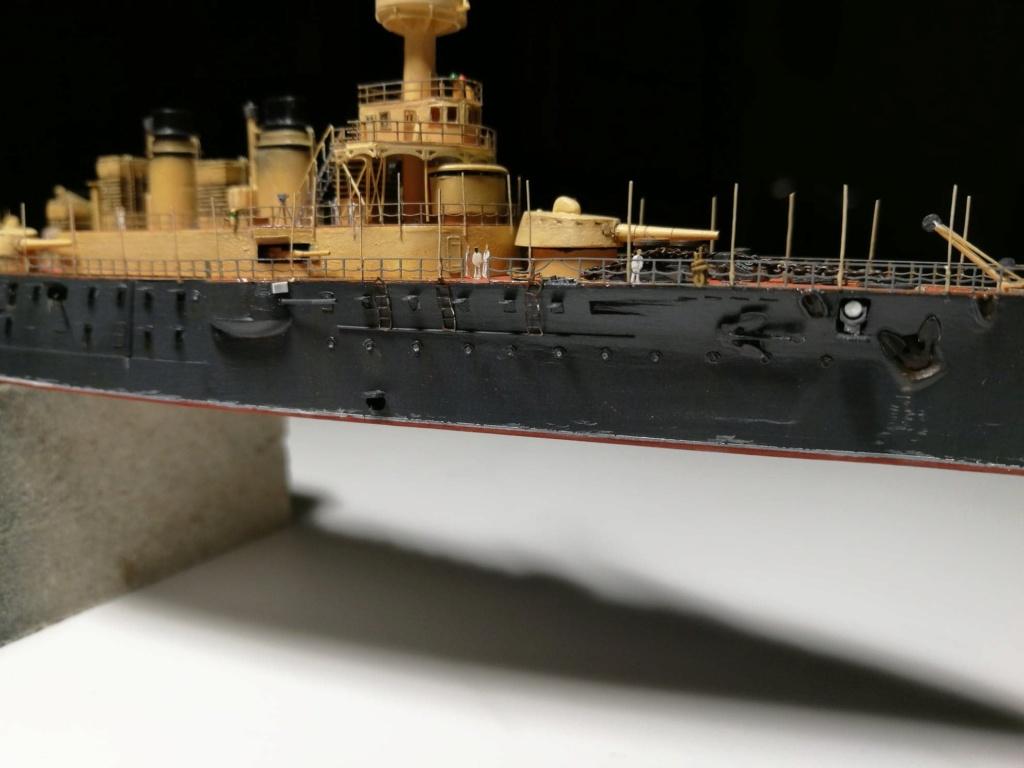 Croiseur Cuirassé Gloire 1/600 scratch intégral  - Page 6 75643510