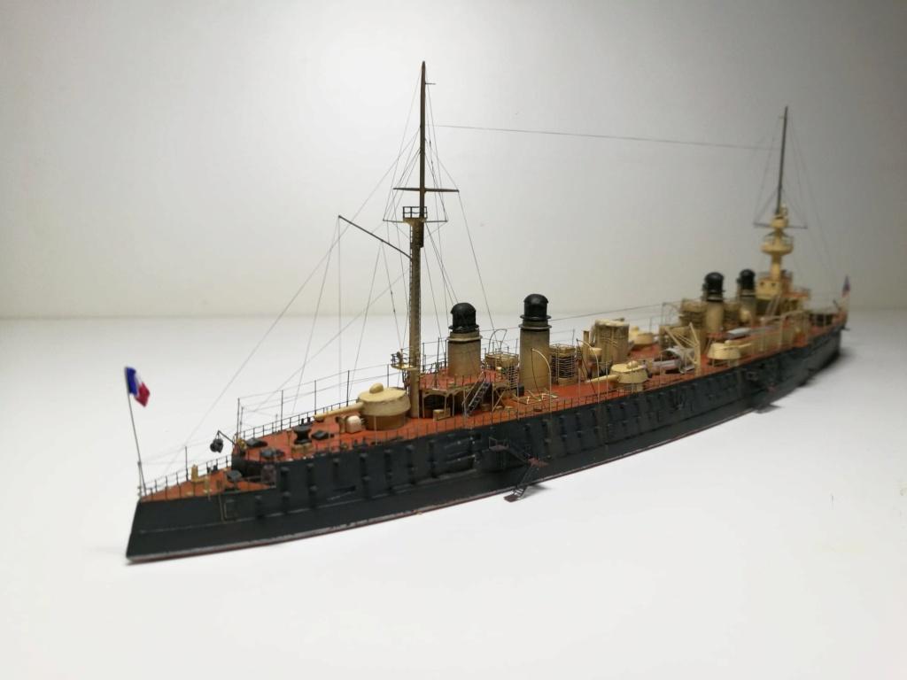 Croiseur cuirassé Gloire 1/600 de chris 80438210