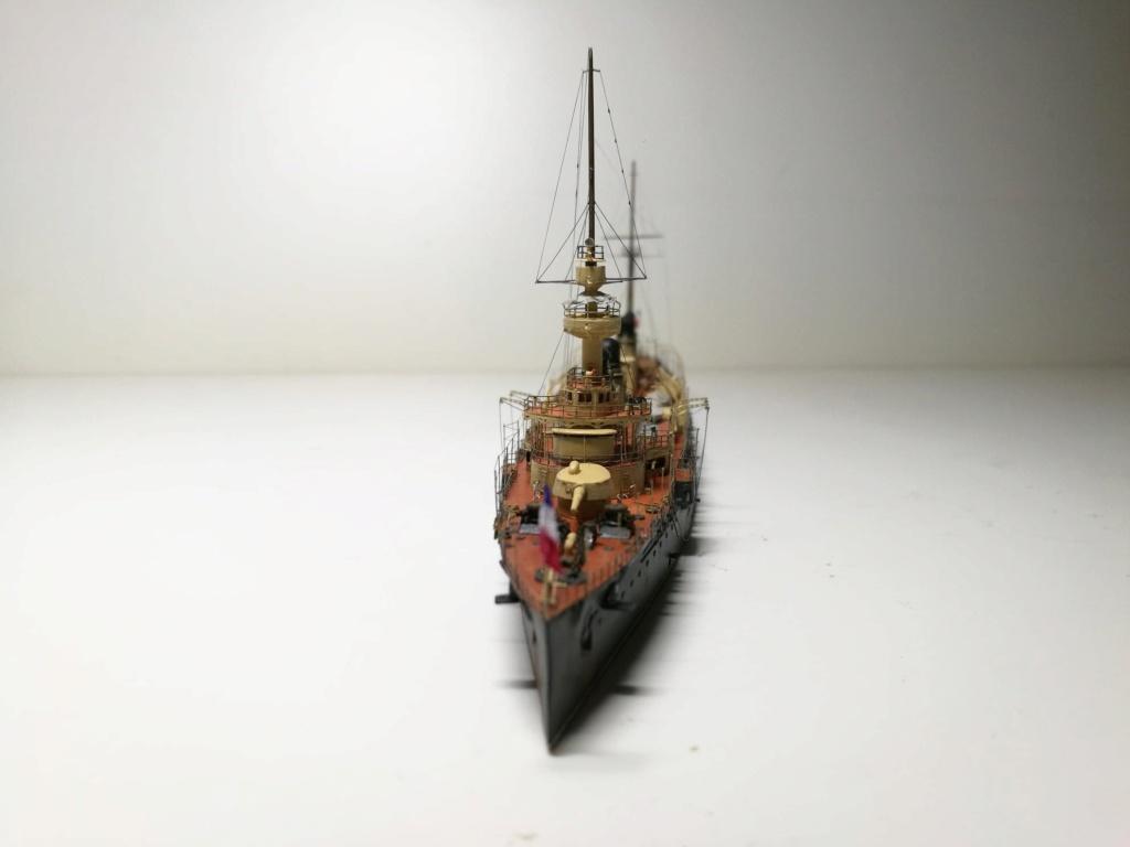 Croiseur cuirassé Gloire 1/600 de chris 80582710