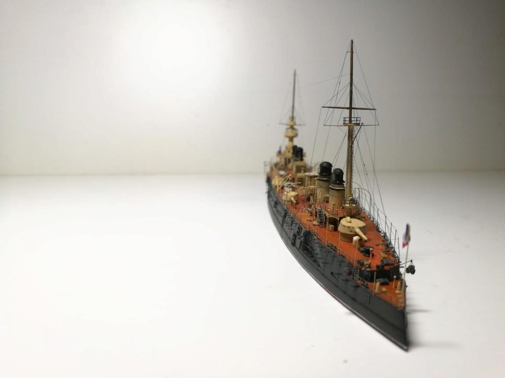 Croiseur cuirassé Gloire 1/600 de chris 80665810