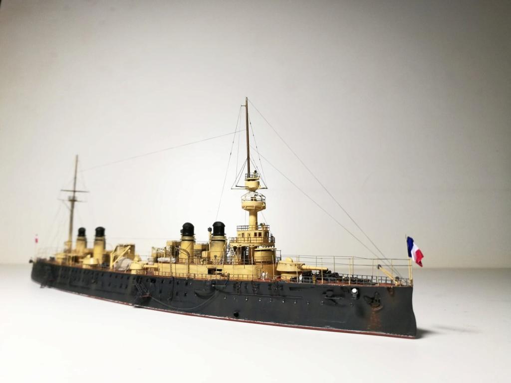 Croiseur cuirassé Gloire 1/600 de chris 80796310