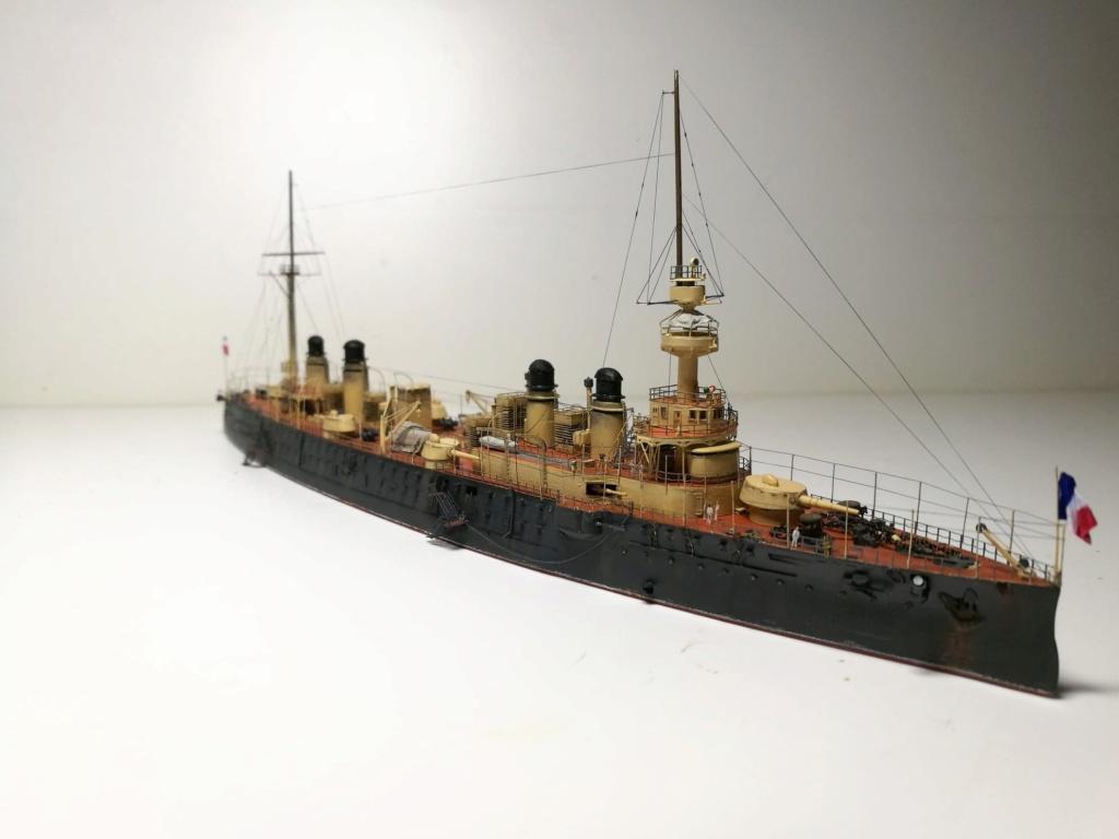 Croiseur cuirassé Gloire 1/600 de chris 80975310