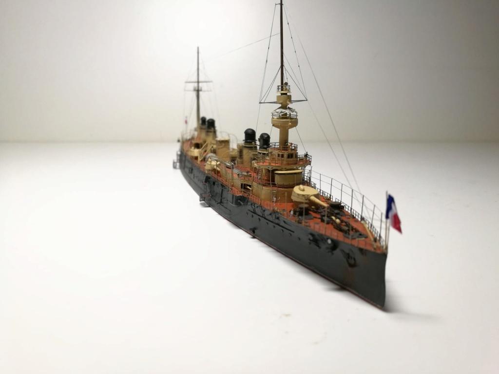 Croiseur cuirassé Gloire 1/600 de chris 81130910