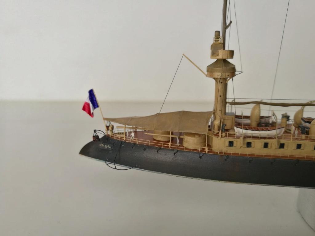 Croiseur cuirassé Dupuy de Lôme 1/600 par chris... 812