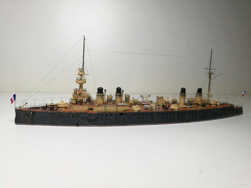 Croiseur cuirassé Gloire 1/600 de chris 81275810