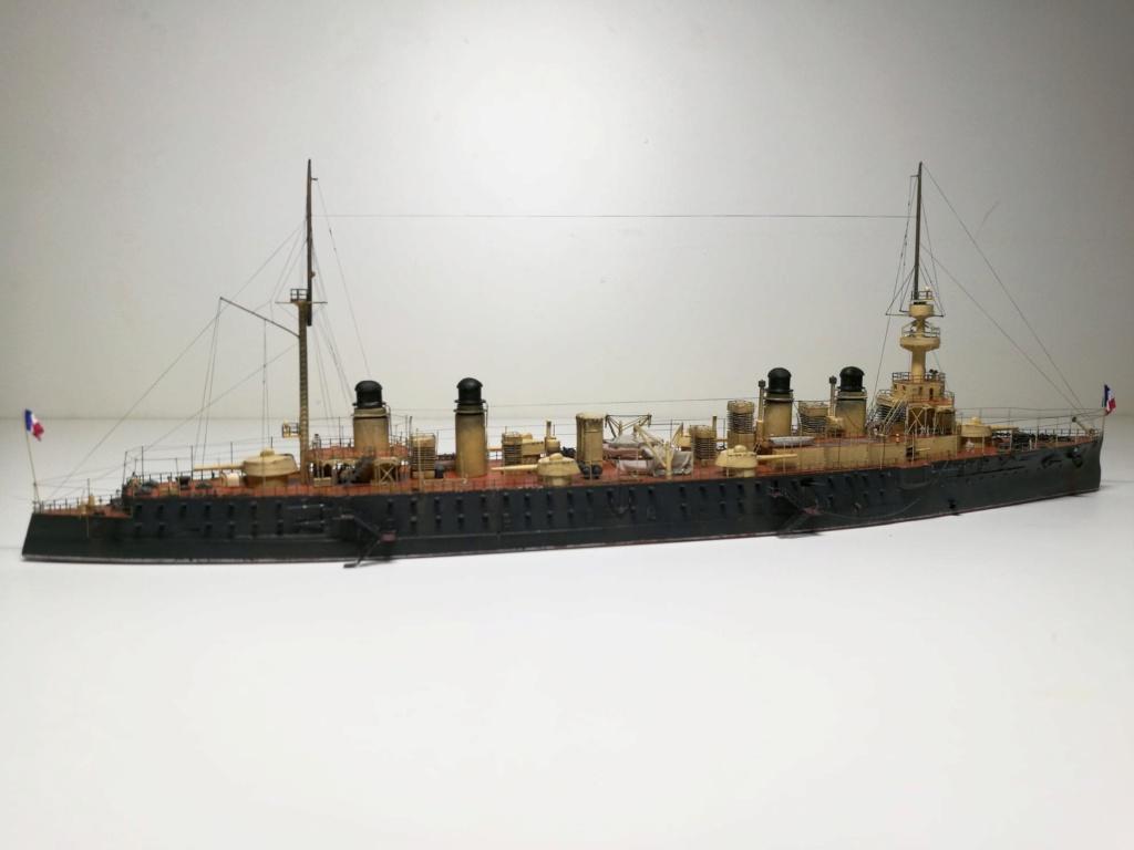 Croiseur cuirassé Gloire 1/600 de chris 81572610