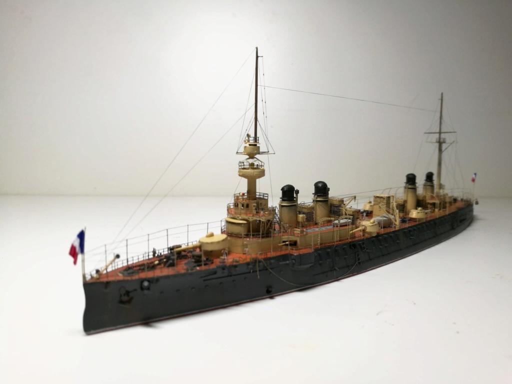 Croiseur cuirassé Gloire 1/600 de chris 81749610