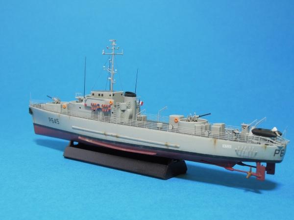 Maquettes et modélisme naval (bois, plastique,etc) - Portail L_aler11
