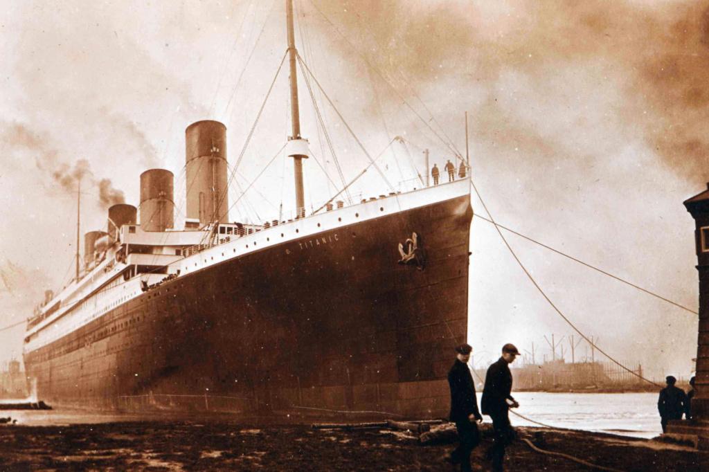 Le Titanic et les questions que l'on se posent Titani11