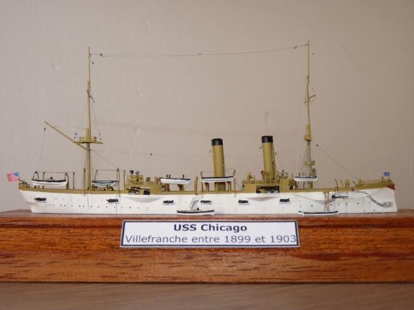 Maquettes et modélisme naval (bois, plastique,etc) - Portail Uss_ch10