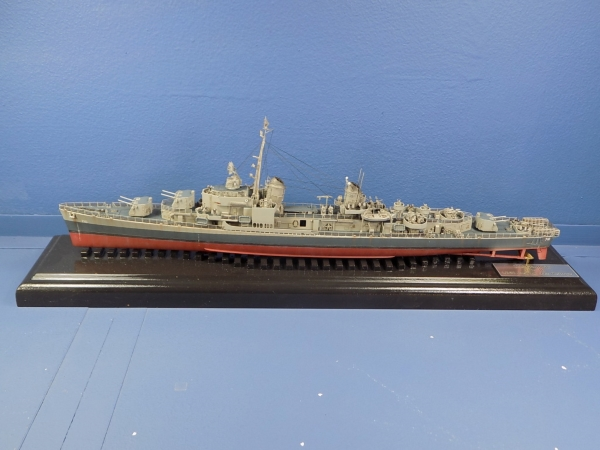Maquettes et modélisme naval (bois, plastique,etc) - Portail Uss_ge10