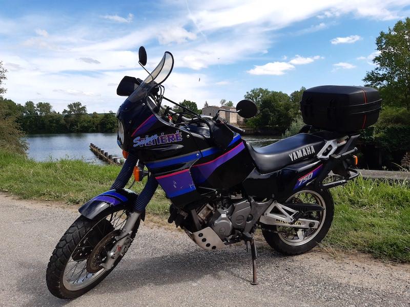 XTZ 750 Super Tenere - 1991 + mes autres titines 20190610