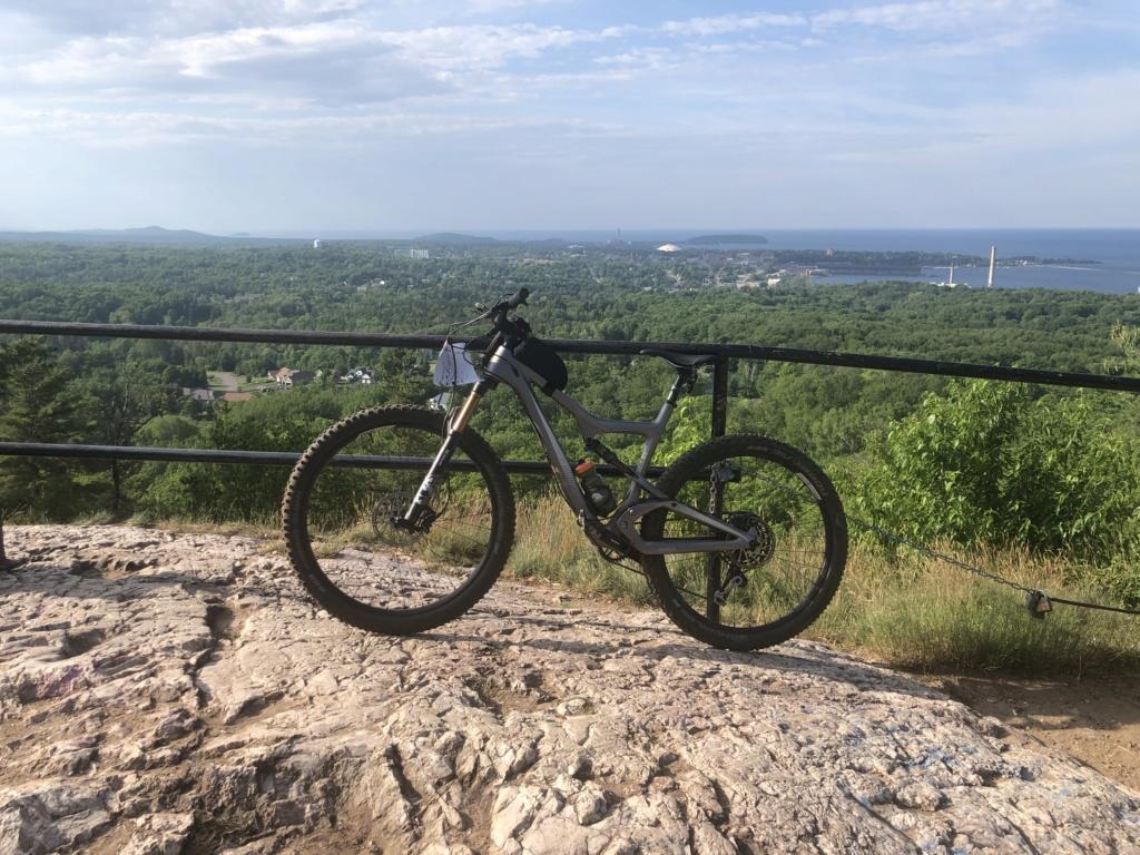 The hardest single day (bike) race in America... 19f95510