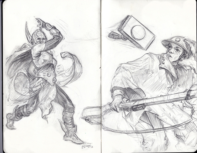 Sketchbook - Odilion - Page 2 Epson113