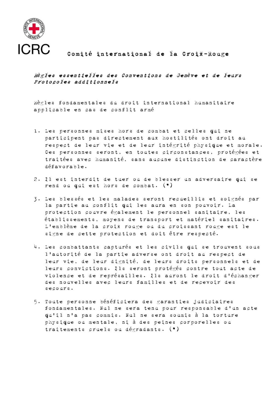Convention de Genève V.1 Covent11