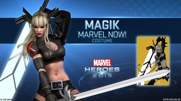 Premium Collectibles : Magik Magik-10