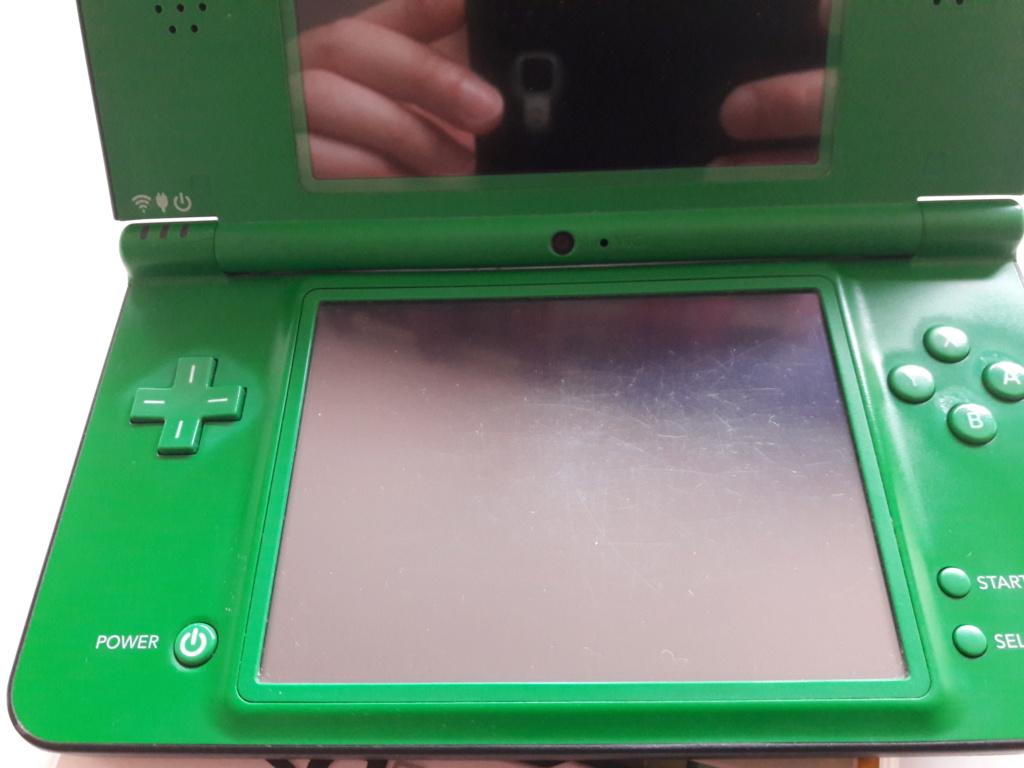 [VENDU]Console Nintendo DSi XL + 5 jeux DS Mario 20200614