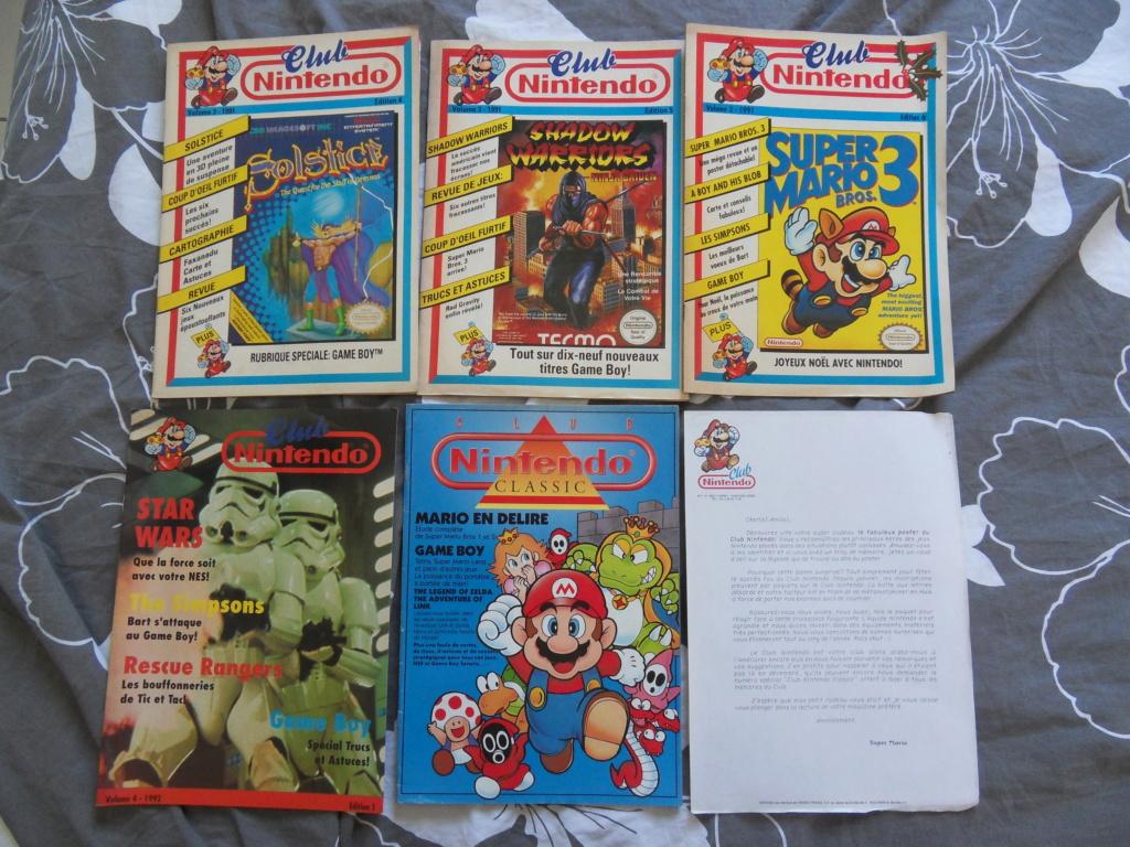 [ESTIMATION]Magazines club Nintendo Sdc18510