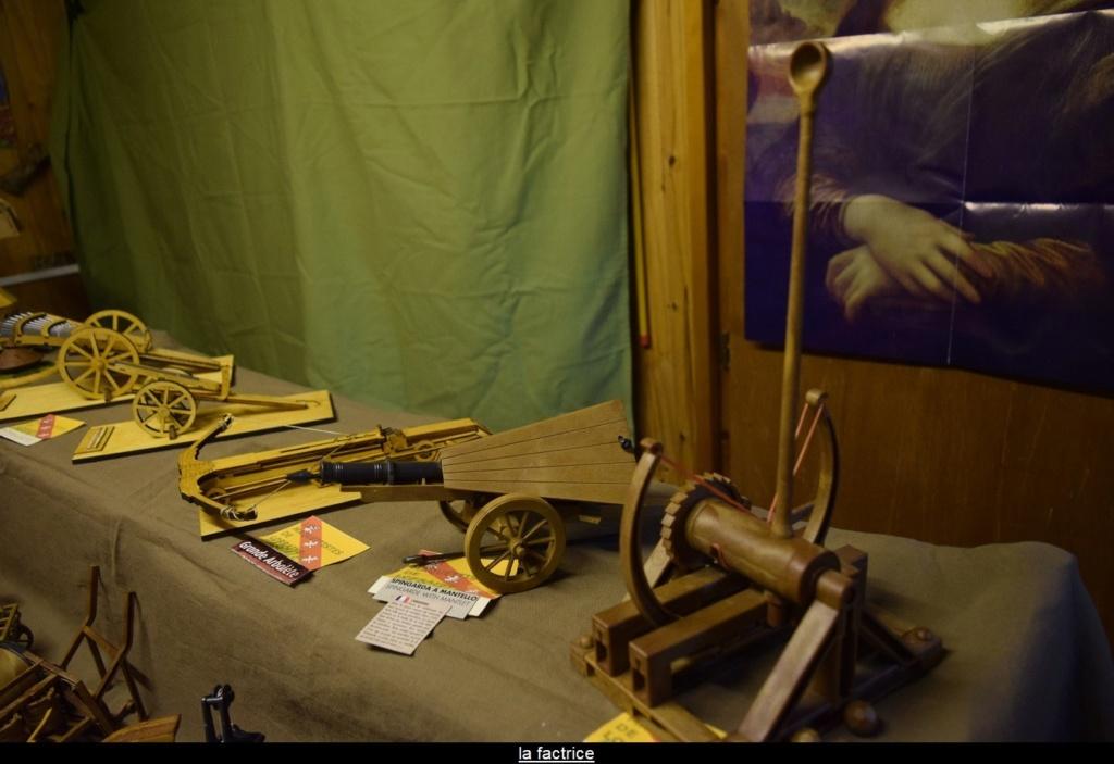 Chez Pascale ( la factrice ) Spécial Léonard de Vinci  Dsc_0058