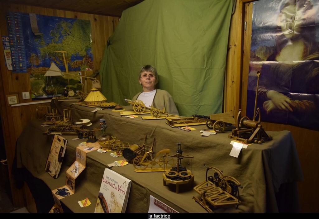 Chez Pascale ( la factrice ) Spécial Léonard de Vinci  Dsc_0059