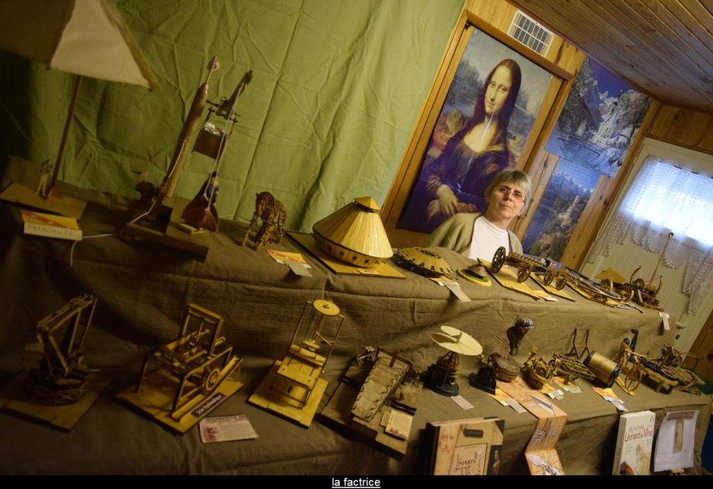 Chez Pascale ( la factrice ) Spécial Léonard de Vinci  Dsc_0060