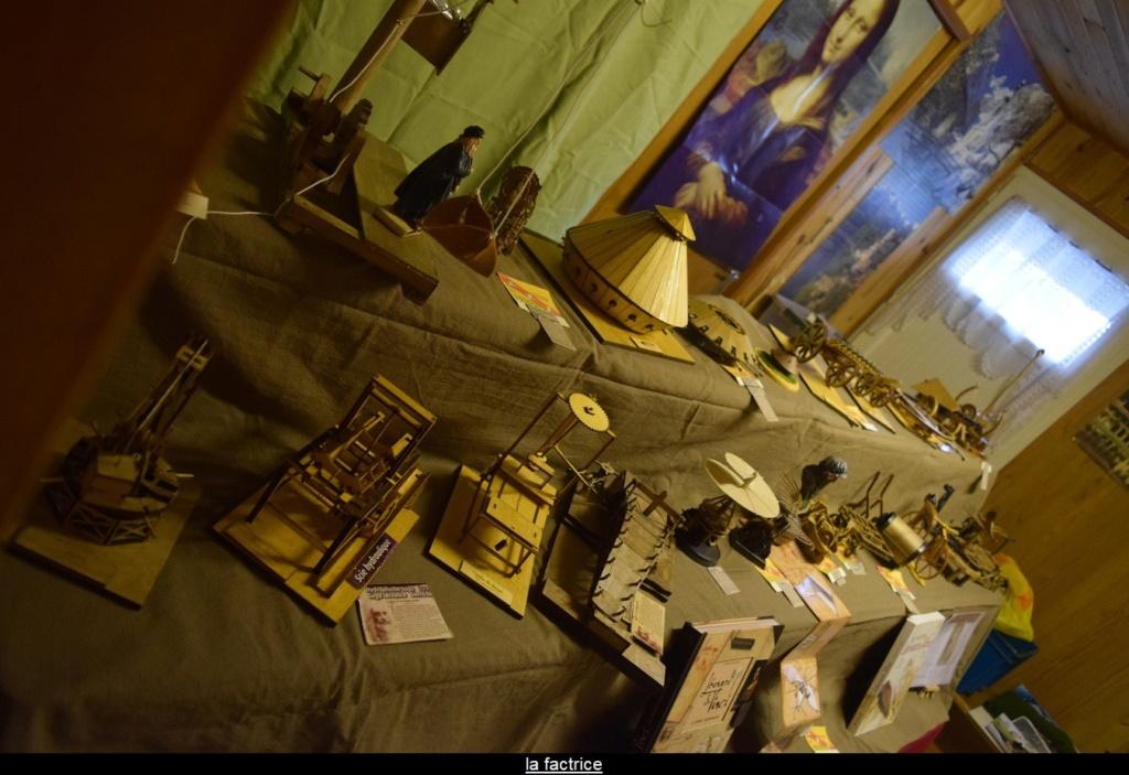 Chez Pascale ( la factrice ) Spécial Léonard de Vinci  Dsc_0071