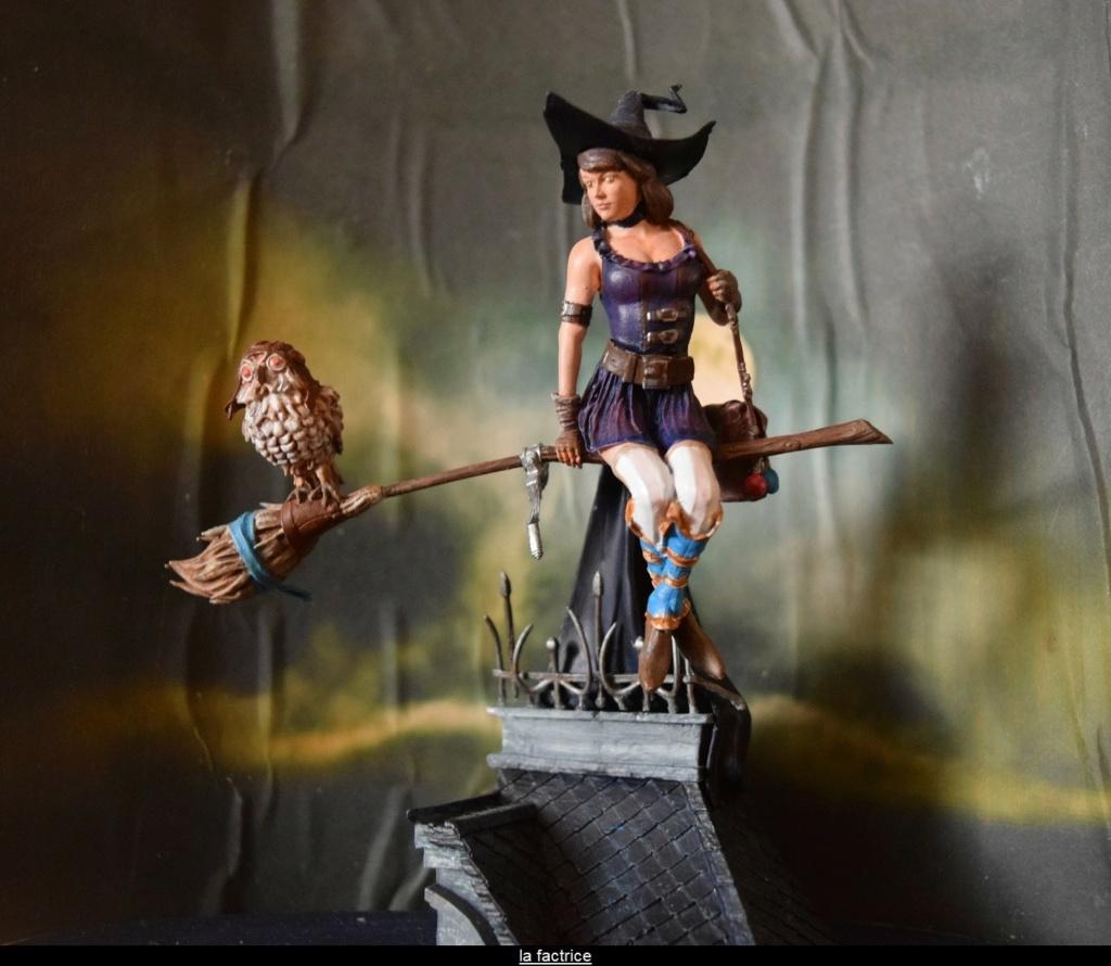 .Heather Crowley - Scale75 - 1/24 Scale World Fantasy - Résine.[ Finie ] Dsc_0080