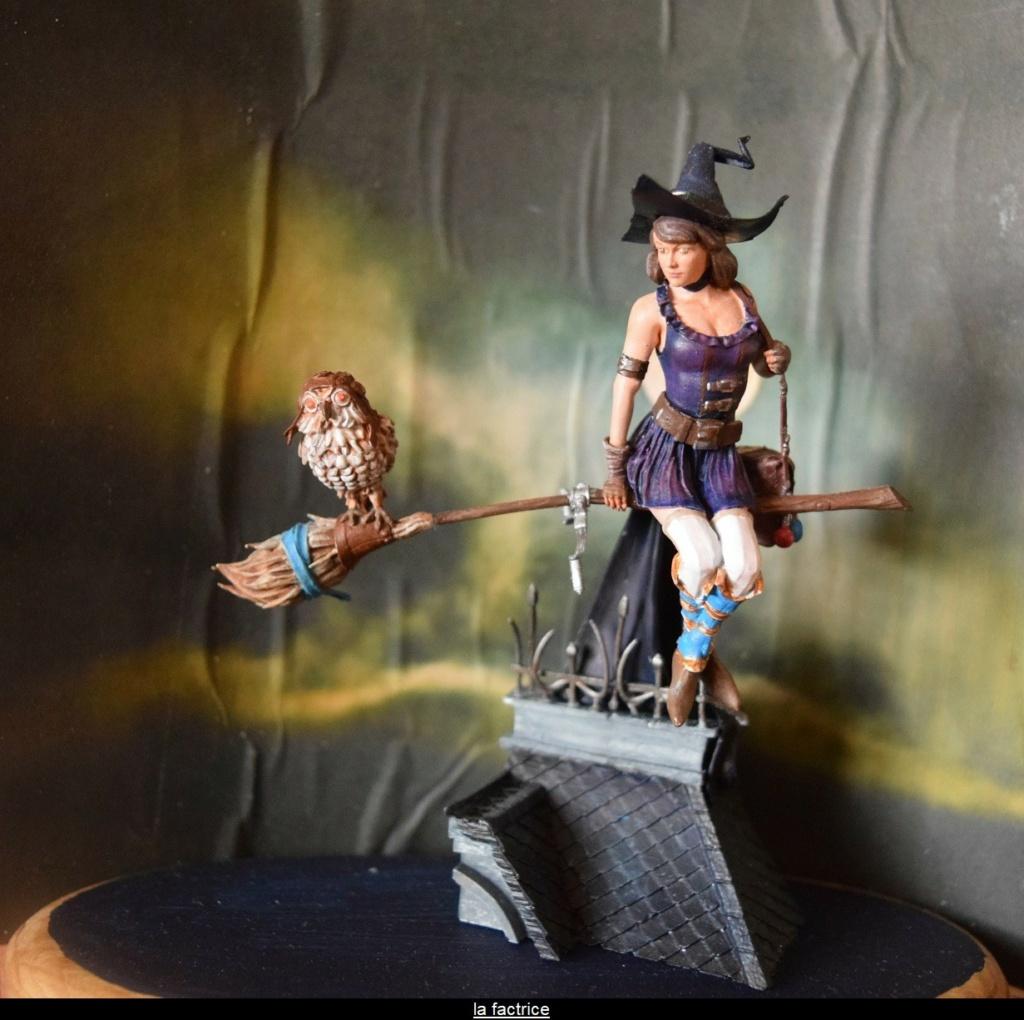 .Heather Crowley - Scale75 - 1/24 Scale World Fantasy - Résine.[ Finie ] Dsc_0082