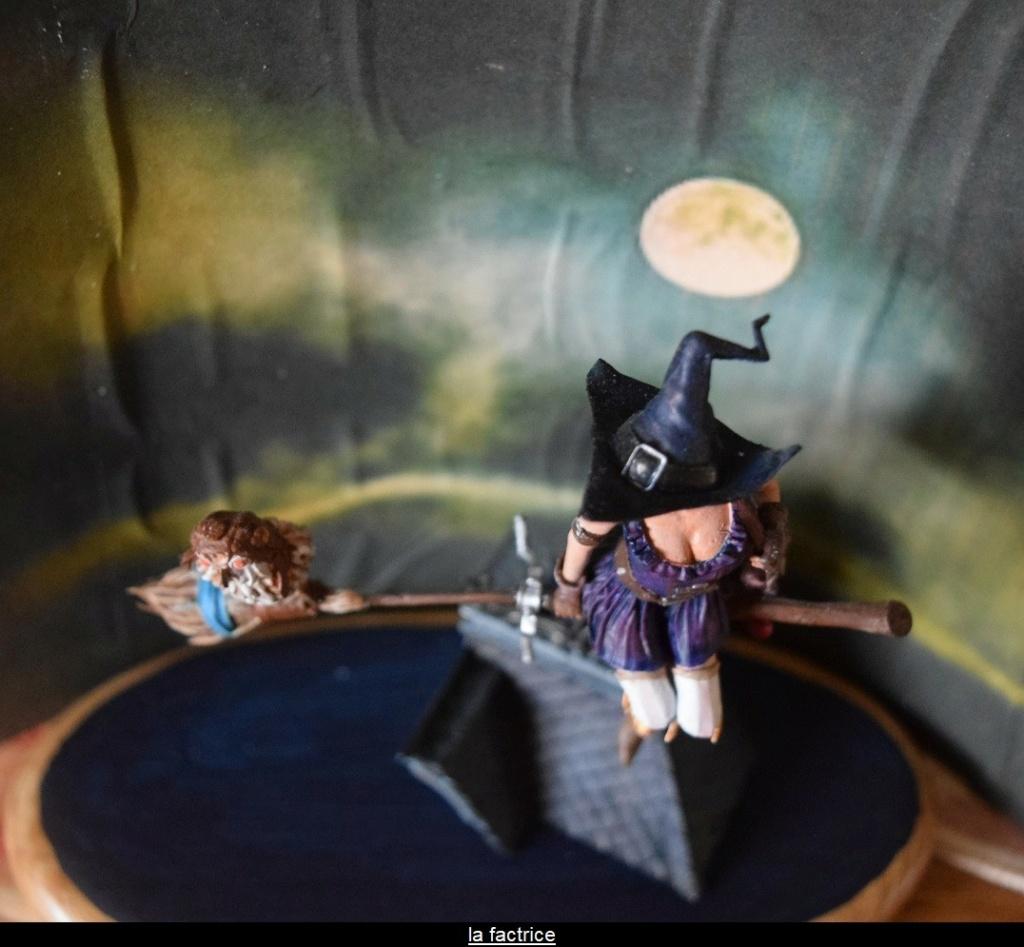 .Heather Crowley - Scale75 - 1/24 Scale World Fantasy - Résine.[ Finie ] Dsc_0083